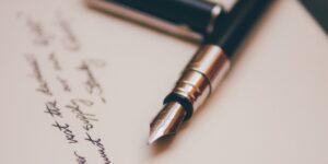 Handschrift | NF Rechtsanwälte Graz - Immobilienrecht, Baurecht & Arbeitsrecht